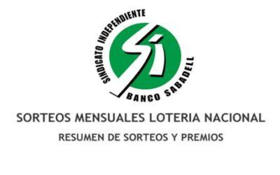 RESUMEN DE PREMIOS SORTEOS LOTERIA NACIONAL