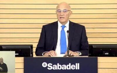 Banco Sabadell ajustará su estrategia al reto del coronavirus y después priorizará la rentabilidad