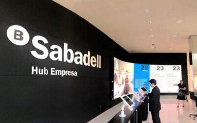 Locura en Sabadell: mueve el 9% del capital en seis sesiones
